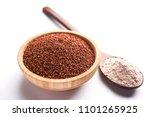 ragi   nachni   also known as... | Shutterstock . vector #1101265925