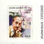 old stamp   Shutterstock . vector #11012662
