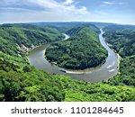 unique landscape and landmark... | Shutterstock . vector #1101284645