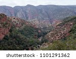 beautiful valley in the... | Shutterstock . vector #1101291362