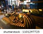 cairo  egypt   january 02 2016  ...   Shutterstock . vector #1101297725