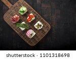 set of different mini... | Shutterstock . vector #1101318698