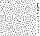 vector seamless geometry... | Shutterstock .eps vector #1101318872