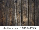 old brown wooden wall  detailed ... | Shutterstock . vector #1101341975