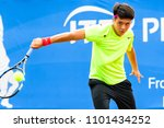 tennis   singapore itf men's... | Shutterstock . vector #1101434252