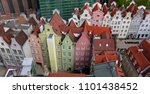 gdansk old town stock images.... | Shutterstock . vector #1101438452
