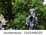 prague  czech republic  ...   Shutterstock . vector #1101448235