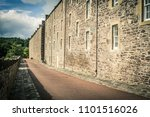 view of new lanark heritage... | Shutterstock . vector #1101516026