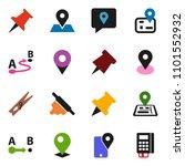 solid vector ixon set  ... | Shutterstock .eps vector #1101552932