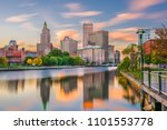 Providence  Rhode Island  Usa...