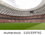 moscow  russia   05.19.2018.... | Shutterstock . vector #1101559742