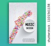minimal covers design.abstract... | Shutterstock .eps vector #1101561158