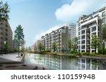 3d building | Shutterstock . vector #110159948