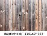 the texture of the wooden fence.... | Shutterstock . vector #1101604985