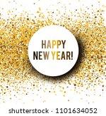 merry christmas  greeting... | Shutterstock .eps vector #1101634052