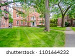 Inside the legendary Harvard University Campus in Cambridge, USA
