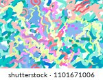 abstract painted background.... | Shutterstock .eps vector #1101671006
