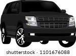 new model car vector... | Shutterstock .eps vector #1101676088