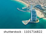 dubai  uae   march 2018  aerial ... | Shutterstock . vector #1101716822