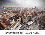 Prague Roof Tops
