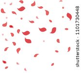 abstract flower petals confetti ... | Shutterstock .eps vector #1101730448