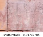 abstract rusty metal texture ... | Shutterstock . vector #1101737786