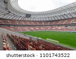 moscow  russia   05.19.2018.... | Shutterstock . vector #1101743522