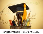 education graduate study... | Shutterstock . vector #1101753602