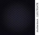 it's a dark brick background... | Shutterstock .eps vector #1101781478