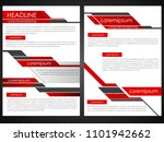 brochure design for business | Shutterstock .eps vector #1101942662