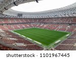 moscow  russia   05.19.2018. ... | Shutterstock . vector #1101967445