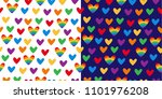 vector abstract doodles... | Shutterstock .eps vector #1101976208