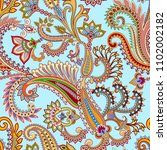 seamless  bright  pattern with  ... | Shutterstock .eps vector #1102002182