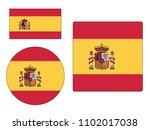 vector illustration of flag of... | Shutterstock .eps vector #1102017038
