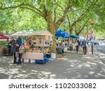 london  may  2018  the pimlico...   Shutterstock . vector #1102033082