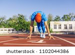 sport  lifestyle and people... | Shutterstock . vector #1102044386