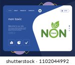 quality one page non toxic...