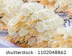 flowers paper for ceremony... | Shutterstock . vector #1102048862