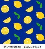 seamless flat pattern of cut in ... | Shutterstock .eps vector #1102054115