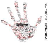 vector conceptual religion  god ...   Shutterstock .eps vector #1102062746
