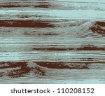 grunge two colors wooden wall... | Shutterstock .eps vector #110208152
