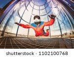 Human Flight In The Wind Tunnel