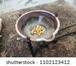 pure gold jeweler master | Shutterstock . vector #1102123412