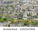 Cave Dwellings At The Sasso...
