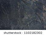 black natural stone background | Shutterstock . vector #1102182302