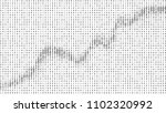 gradient binary code digits... | Shutterstock .eps vector #1102320992