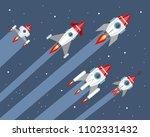 vector illustration of five... | Shutterstock .eps vector #1102331432