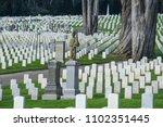 san francisco  california usa   ... | Shutterstock . vector #1102351445