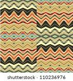 Weaving Geometric Pattern