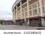 moscow  russia   05.19.2018.... | Shutterstock . vector #1102380632